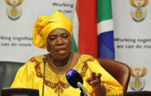 Nkosazana Zuma, Élue Président de la commission de l'Union Africaine