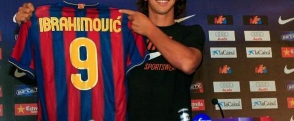 Ibrahimovic veut le numéro 9