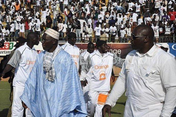 """Mbaye Guèye: """"J'ai dit à Gris d'attendre, j'assume la défaite"""""""