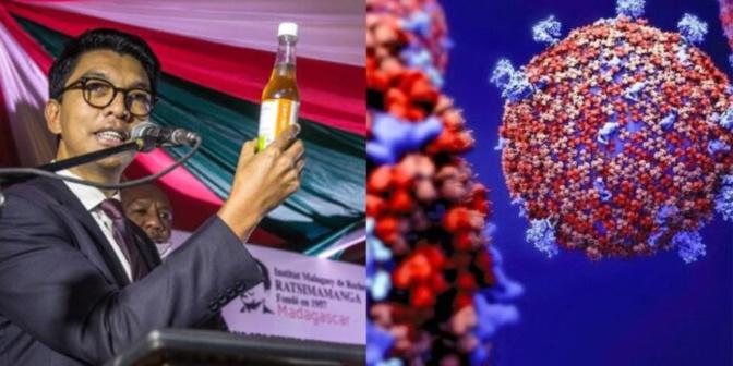 Coronavirus : Le prix du remède utilisé par le Madagascar, connu