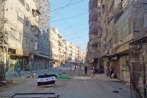 La guerre gagne les faubourgs de Damas