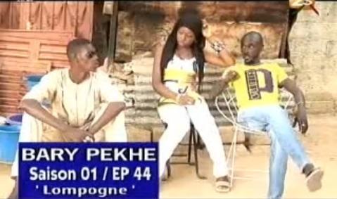 Bary Pékhé - Lompogne - 16 Juillet 2012