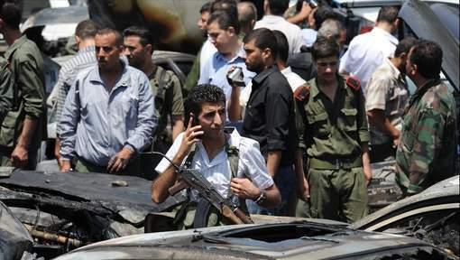 """Les rebelles lancent la """"bataille de libération"""" à Damas"""
