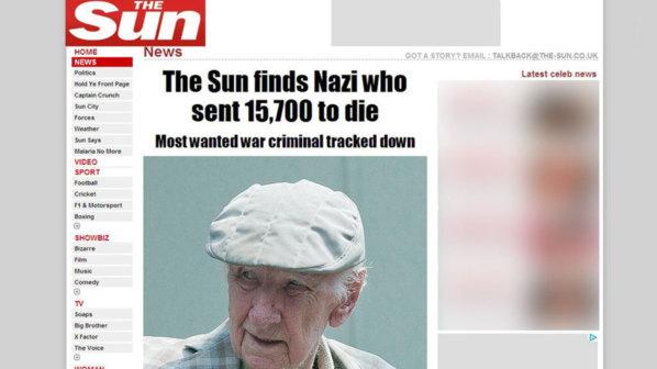Le chasseur de nazis, à la fois historien et détective