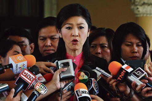 Yingluck Shinawatra : «Je ne suis pas une marionnette»