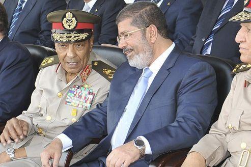 Les juges égyptiens écartelés entre les Frères et l'armée