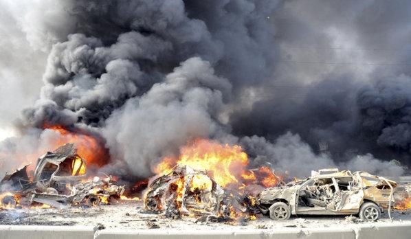 En Syrie, un attentat frappe le coeur du pouvoir d'el-Assad