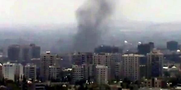"""Attentat à Damas : """"Les rebelles ont la capacité de s'infiltrer au coeur du régime"""""""