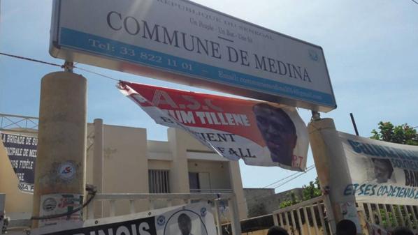 Mairie de Médina: Un virement de 300 millions FCfa fait polémique
