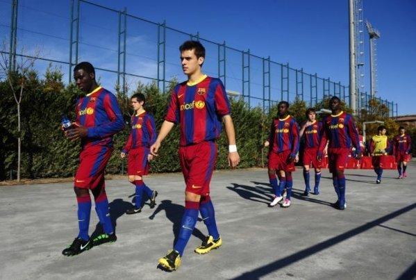 Officiel : le Barça prépare l'avenir avec deux graines de star !