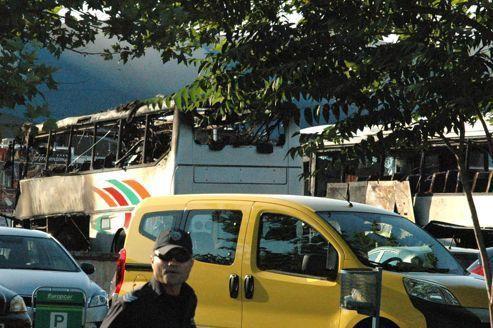 L'attentat en Bulgarie commis par un kamikaze