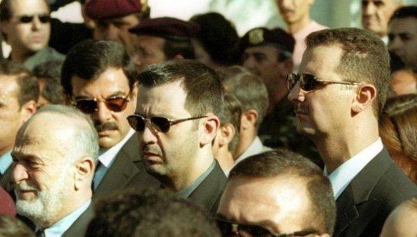 La famille Assad, socle du régime syrien