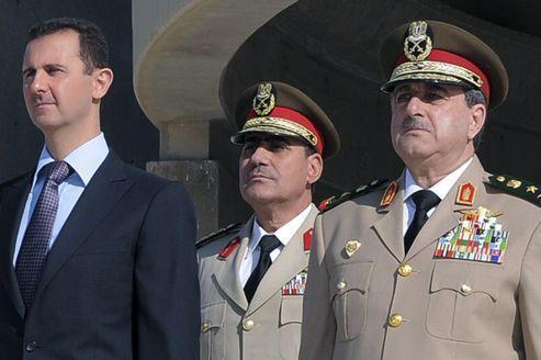 Un attentat frappe le cœur du régime syrien
