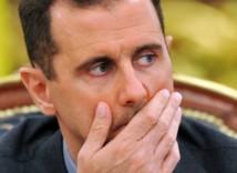 SYRIE: la télévision d'Etat syrienne a diffusé des images de Bachar Al-Assad