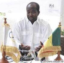 Mamadou Diagna Ndiaye engage les Lions à honorer le drapeau
