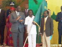 JO de Londres : Macky Sall remet le drapeau et souhaite des médailles aux athlètes