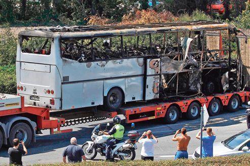 Bulgarie : Israël veut «punir» les terroristes