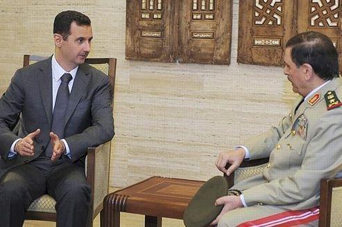 Les rebelles syriens contrôlent la frontière avec l'Irak