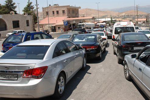 À Damas, l'exode commence pour fuir la vengeance d'Assad