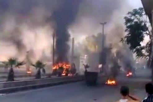 Dans les quartiers assiégés de Damas, ils témoignent