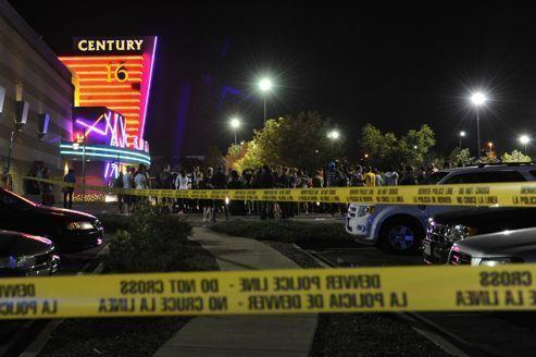 USA : fusillade mortelle dans un cinéma projetant Batman
