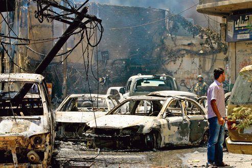 La vague de désertions enfle au sein de l'armée syrienne