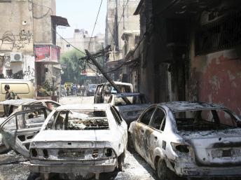 Syrie: la contre-offensive de l'armée ne connaît pas de répit
