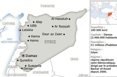 Syrie: Paris presse l'opposition à préparer «le jour d'après»