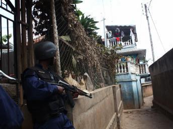 Madagascar: mutinerie sur une base proche de l'aéroport