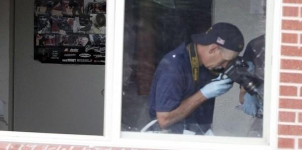 Tuerie d'Aurora : la police a retrouvé l'ordinateur du suspect