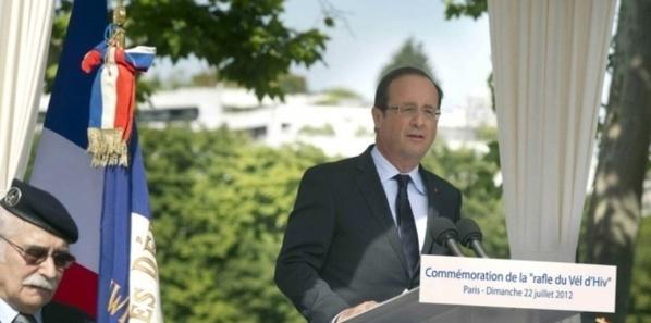 Vel d'Hiv : et Hollande se fit l'héritier de Chirac