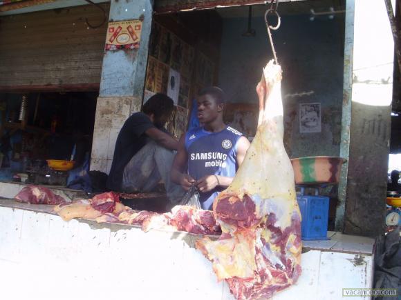 Le prix de la viande a augmenté