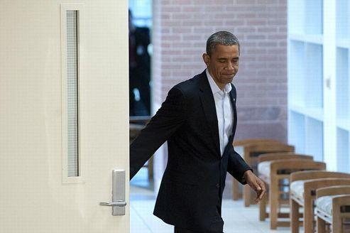 Barack Obama au chevet des victimes d'Aurora