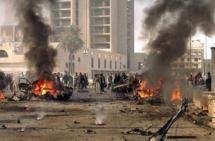 Irak: 91 morts dans des attentats