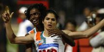 Une ex-athlète indienne accusée d'être un homme met en cause des injections