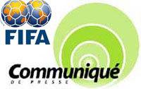 La FIFA donne un ultimatum au Bénin