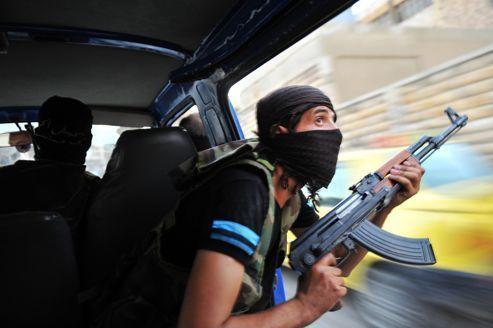 Les États-Unis augmentent leur aide aux rebelles syriens