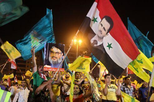 Pourquoi le Hezbollah soutient Bachar el-Assad