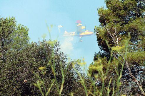 Catalogne : les pompiers des deux pays au coude-à-coude