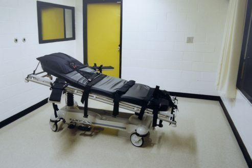 États-Unis : l'éxécution d'un déficient mental suspendue