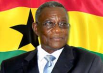 Ghana: Mort soudaine du Président Atta Mills, le Vice-Président lui succède