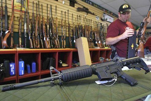 Les ventes d'armes à feu bondissent dans le Colorado