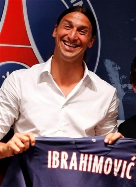 PSG : Le caprice d'Ibrahimovic