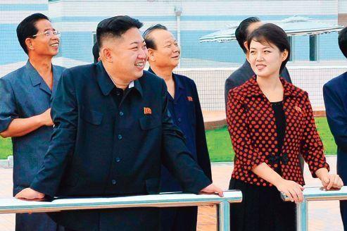 La première dame de Kim Jong-un sort de l'ombre