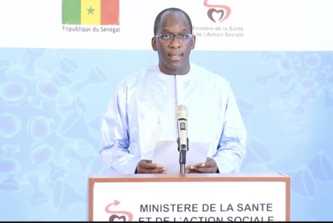 Abdoulaye Diouf Sarr, Ministre de la Santé: