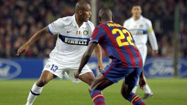 Maicon et Modric se plient en quatre pour le Real Madrid