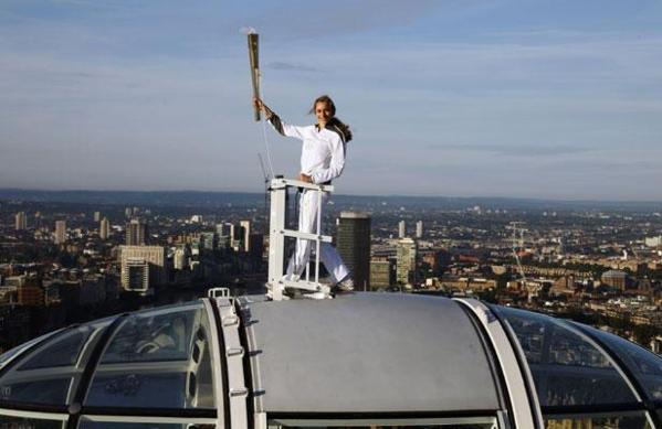 JO Londres 2012: Redgrave, Beckham Ou Elizabeth II… Qui Allumera La Flamme Olympique?