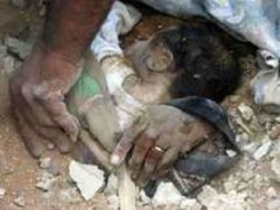 Infanticide : Le Corps D'un Bébé Déterré Par Des Ouvriers à Patte D'oie