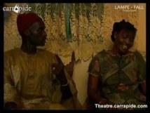 """Théâtre Sénégalais"""" Les Anciens Combattants"""" (parti1)"""