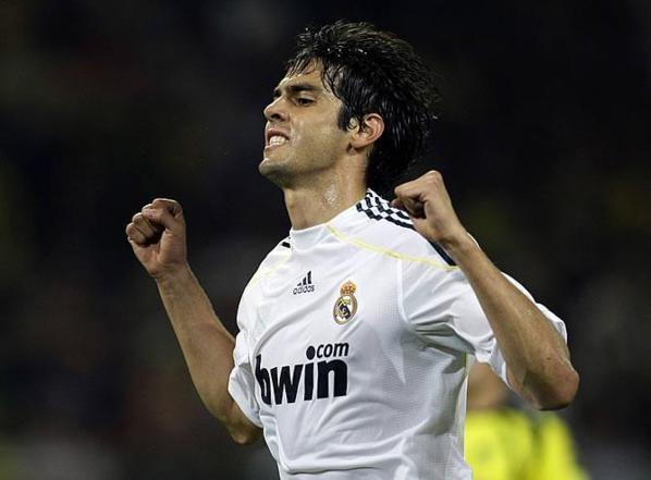 Real Madrid : Kaka convoqué pour le déplacement à Lisbonne